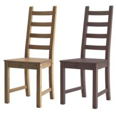 Simple Wooden Dining Chair