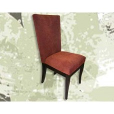 Basic Suede Dining Chair