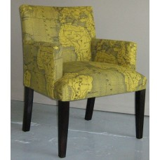 Kira Chair with Fixed T-Cushion
