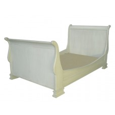 Marseilles Bed Antique White