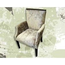 Elegant Wingback Dining Chair