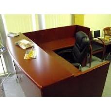 Executive Reception Desk 11